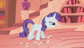 Rarity yelling after being hit with pillow S1E8.png