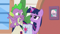 """Spike """"might just be a you thing"""" S9E5"""