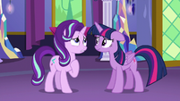 Starlight --I just assumed that you'd trust me-- S6E6