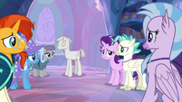 Starlight and friends reveal petrified Mudbriar S9E11