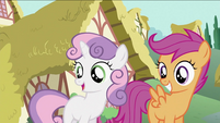 Sweetie Belle 'is potion-making' S2E06
