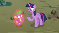 Twilight Sparkle -I was headed to Zecora's- S8E11