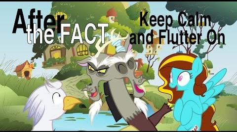 After the Fact Keep Calm and Flutter On