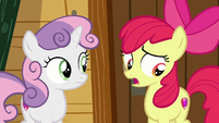 "Apple Bloom ""if only there was a way"" S7E21"