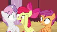 "Apple Bloom ""you've got a secret admirer!"" S8E10"