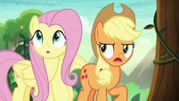 Applejack -these Kirin are quieter- S8E23