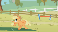 Applejack can't do it S01E13