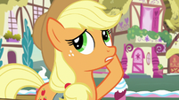 Applejack has twenty versions of the same hat S7E9
