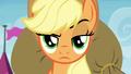 Applejack raising eyebrow S4E22.png