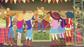 Applejack singing for her friends EGDS25.png