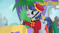 "Bell Hop Pony ""means you lovely mares"" S8E5"