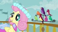 Bridlemaid Fluttershy S2E26