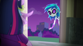 DJ Pon-3 at the door EG2.png
