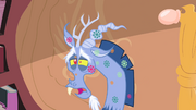 Discord with spots on his body S4E11