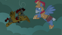 Flash Magnus returns Netitus to Commander Ironhead S7E16