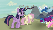 Fluttershy's cutie mark returned error S05E02