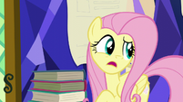 "Fluttershy ""ever since the map called us?"" S5E23"
