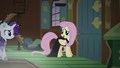 """Fluttershy """"how I spend every Nightmare Night"""" S5E21.png"""