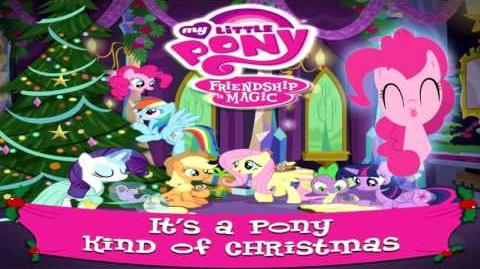 MLP- It's Pony Kind of Christmas - Twelve Days of Christmas -HQ-