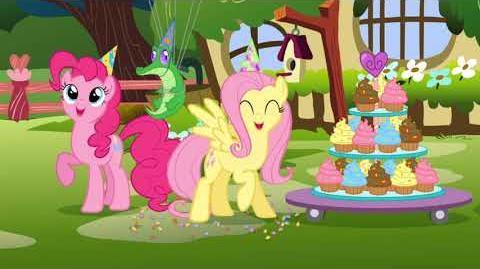 My Little Pony Joyeux anniversaire