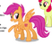 Older Scootaloo With Cutie Mark