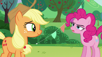 Pinkie --Do you mean to tell me that you actually...-- S5E24