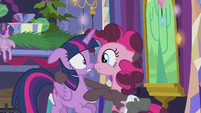 Pinkie Pie -you can think of- S5E20