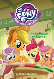 Portada de Schoolhouse of Secrets