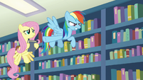 Rainbow refuses to read Martingale's book S9E21