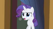Rarity Catching Applejack S1E21