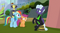 "Rolling Thunder ""used to be Wonderbolts"" S8E20"