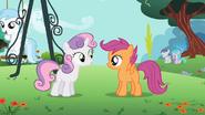 S02E06 Sweetie i Scoot rozmawiają