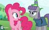 S04E18 Pinkie i Maud z Gummym na głowie