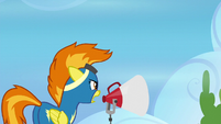 Spitfire --tighter, Crash, get in there!-- S6E7