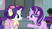 "Starlight ""come to Twilight's class with me"" S8E17"
