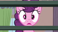Sugar Belle making a realization S7E8