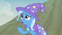 Trixie -we can't get it to fight itself!- S7E17