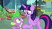 "Twilight ""I'm sure there is, Spike"" S8E18"