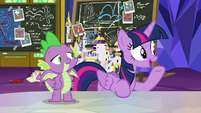 "Twilight ""defeat all of the security measures"" S9E4"