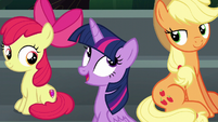 Twilight Sparkle --turned it around by now-- S6E7