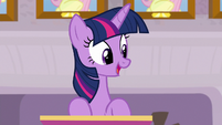 Twilight Sparkle -a teamwork field trip- S8E9