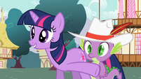 Twilight sorry about that S2E10