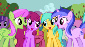 271px-Ponies singing along 3 S2E15