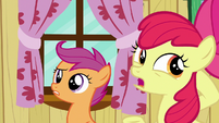 "Apple Bloom ""you might've heard some tall tales"" S6E19"
