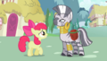 Apple Bloom apologizing to Zecora S2E06.png