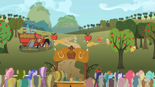 Apple family cider competition S2E15