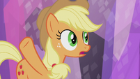 "Applejack ""been lookin' for a REAL stone"" S5E20"