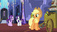 Applejack --while y'all figure that out-- S6E21