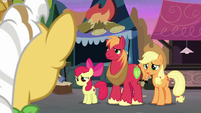 Applejack -you already know who we are- S7E13