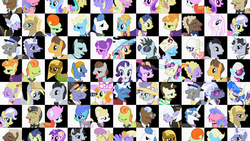 Canterlot speaks about Rarity S2E9